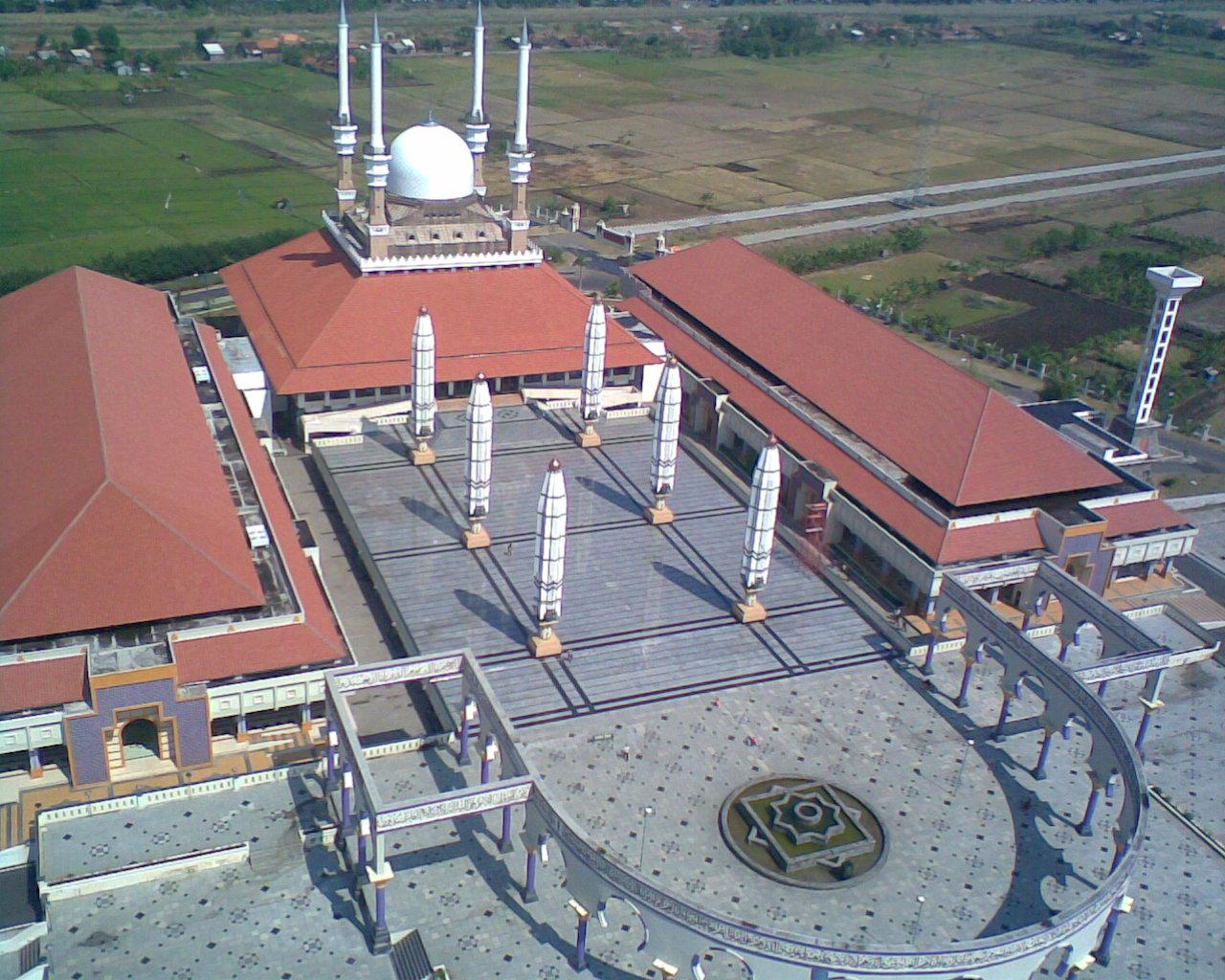 Masjid Agung Jawa Tengah Majt Read Note Kab Semarang