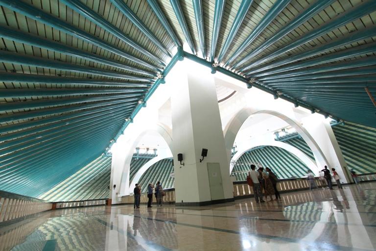 Masjid Agung Jawa Tengah Wujud Perkembangan Islam Katerina Kab Semarang