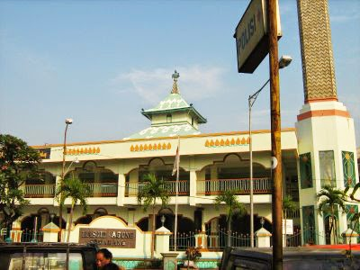 Masjid Agung Kauman Semarang Semarangan Jawa Tengah Kab