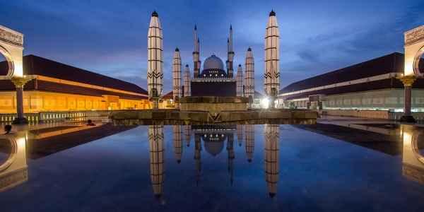 Nature 18 Tempat Wisata Semarang 2016 Top Abis Religi Masjid