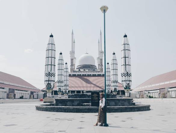 Semarang Home Kartikacandra Masjid Agung Jawa Tengah Kab