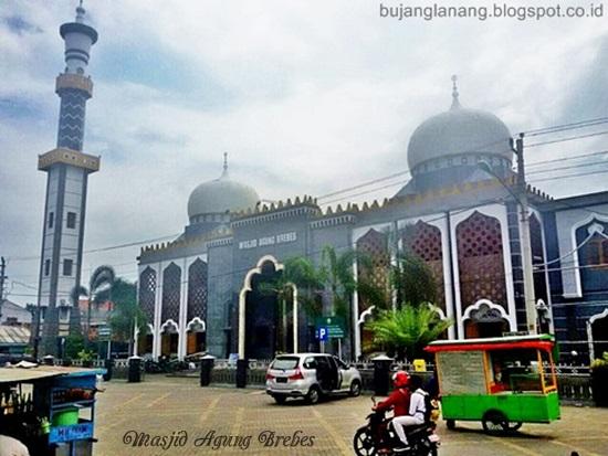 Singgah Masjid Agung Brebes Jawa Tengah Kab Semarang