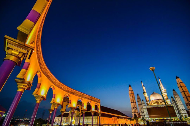 Tempat Wisata Semarang Indah Menarik Mulai Heritage Hingga Gunung Masjid