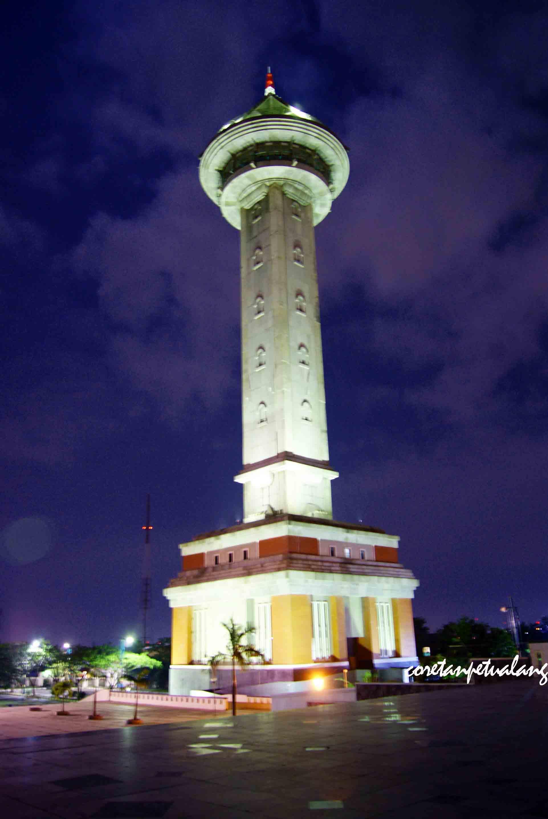 Yuk Tengok Isi Menara Masjid Agung Jateng Coretanpetualang Blog Jawa