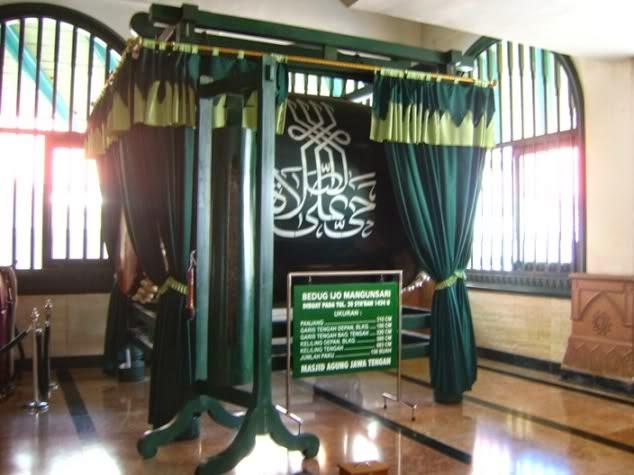 30 Tempat Wisata Semarang Kunjungi Part 1 Masjid Agung Jawa