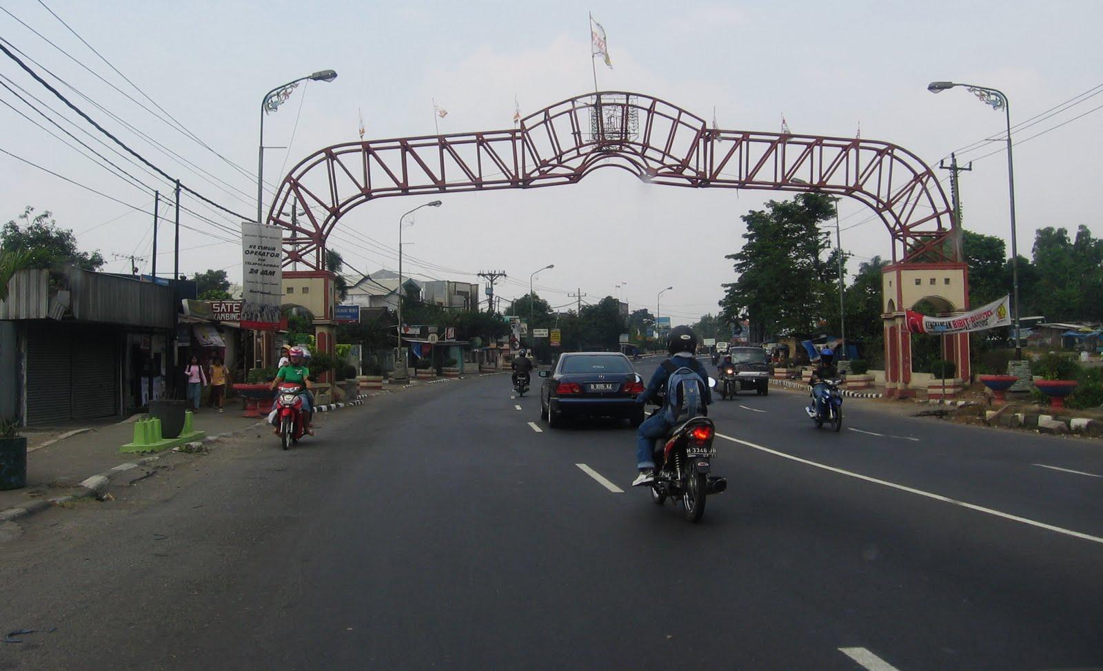 Info Semarang Kecamatan Kabupaten Ungaran Barat Masjid Agung Kab