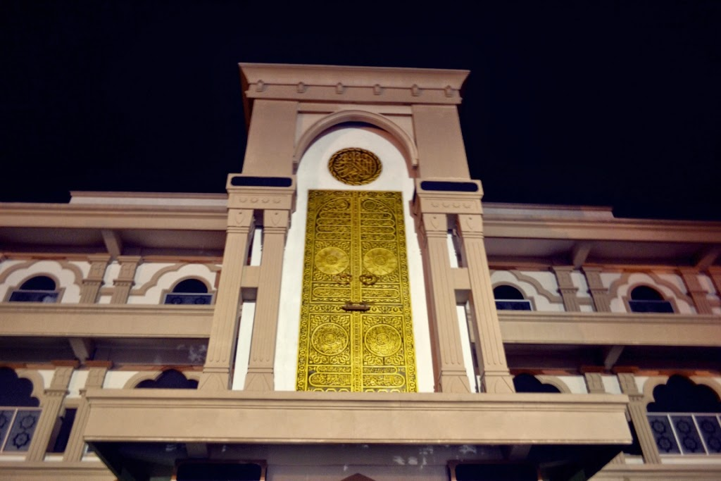 Januari 2015 Serasi Media Kemegahan Masjid Agung Ungaran Kab Semarang