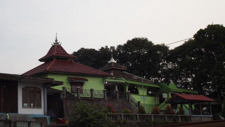 Jejak Kesultanan Demak Masjid Subulussalam Ungaran Semarang Weecak Agung Kab