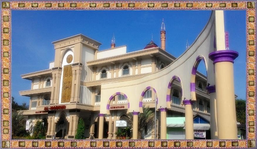 Jona Event Wedding Organizer Masjid Agung Ungaran Kab Semarang