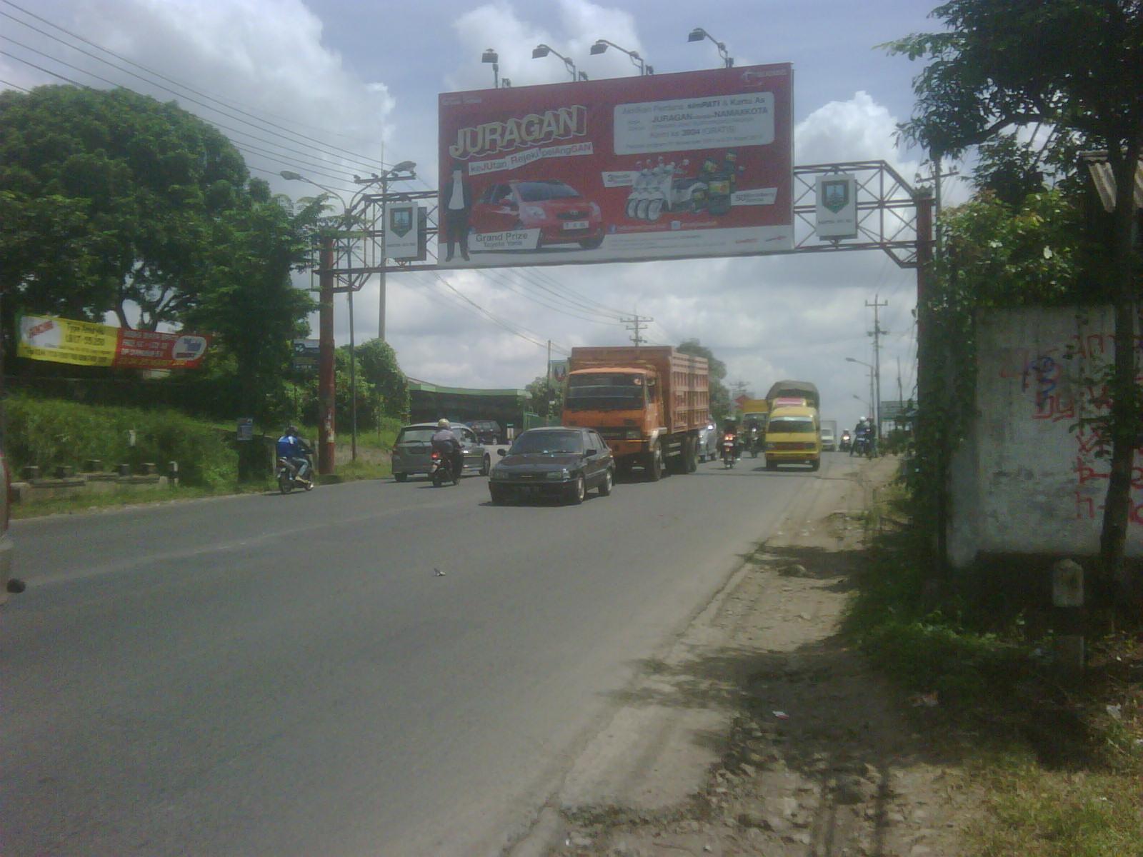 Kota Ungaran Kabupaten Semarang Bumi Nusantara Masjid Agung Kab