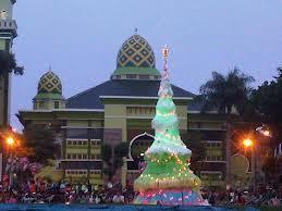 Lecehkan Masjid Raya Bupati Semarang Laporkan Fpi Polisi Mundjirin Memberi