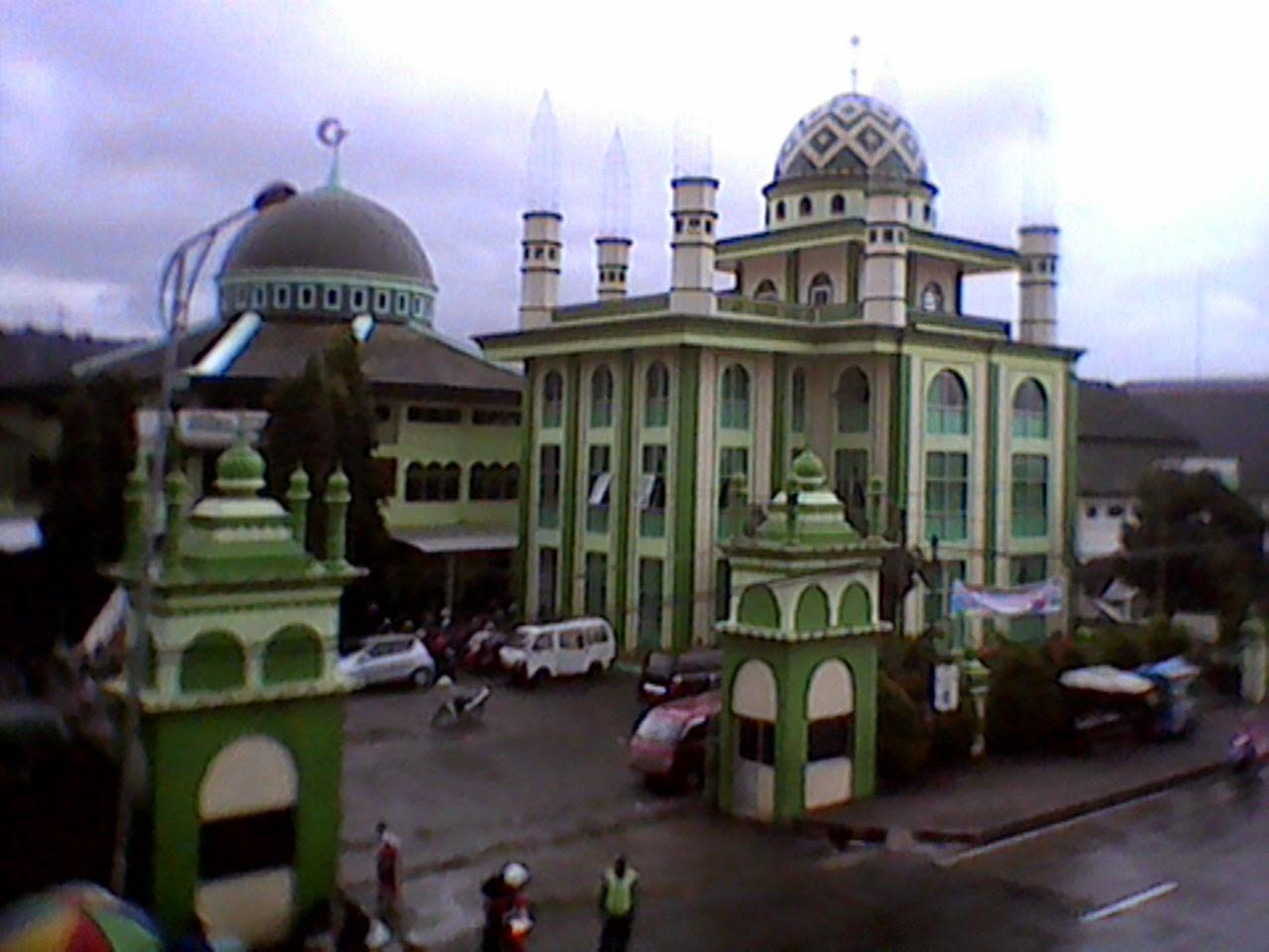 Masandhy Berbagi Info Masjid Istiqomah Ungaran 36 Masuk Wilayah Kabupaten