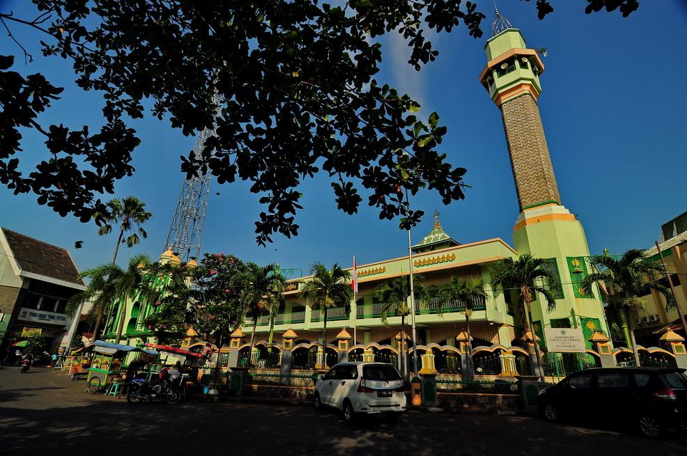 Masjid Kauman Semarang Salah Satu Tertua Kota Agung Ungaran Kab