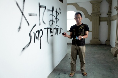 Mustaka Masjid Agung Ungaran Dicuri Radarsemarang Tak Berahlak Penjaga Ngabdul