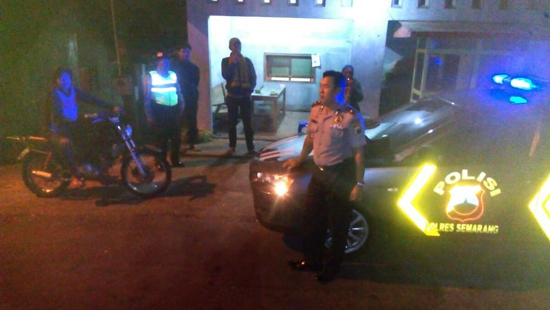 Polsek Ungaran Humassekungaran Twitter Kompol Aslam Sh Msi Bersama Panit