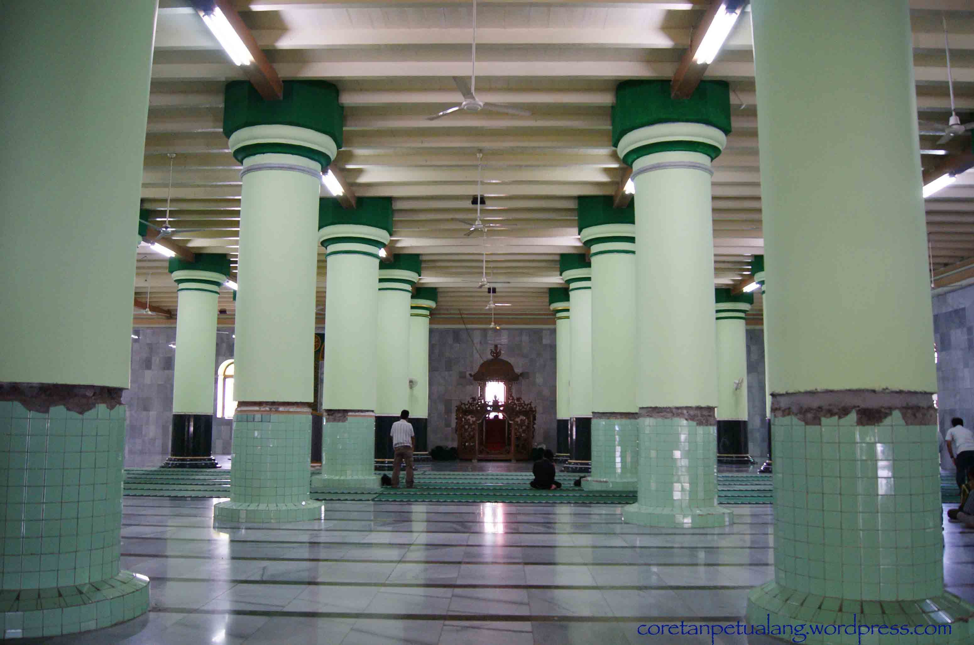 Semarang Sisi Lain Menelisik Masjid Kuno Bagian Kedua Agung Kauman