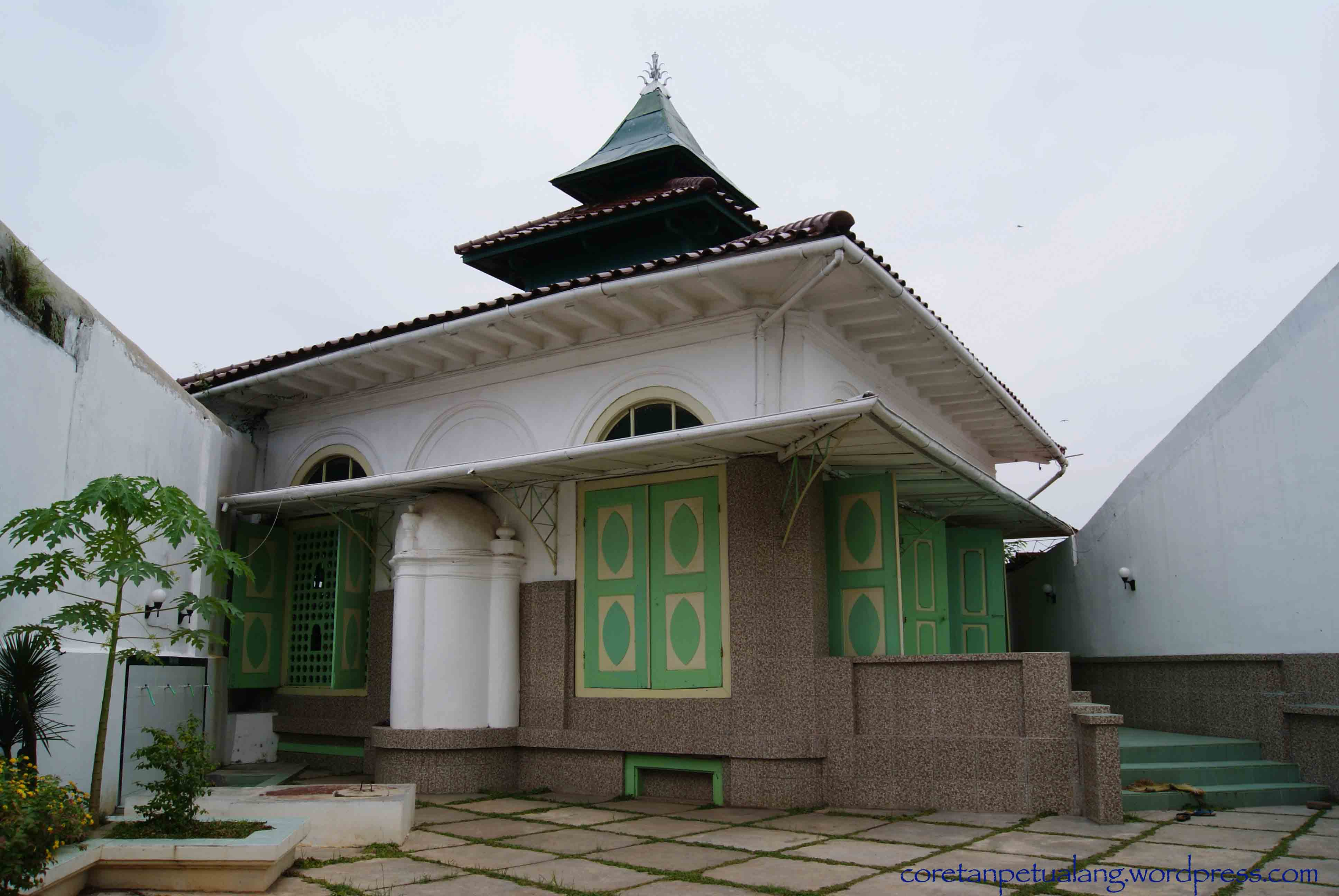 Semarang Sisi Lain Menelisik Masjid Kuno Bagian Kedua Agung Ungaran