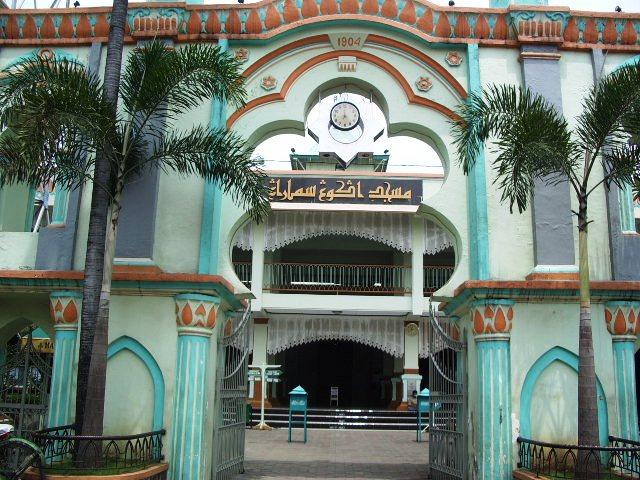 Semarang Wisata Religi Tiga Masjid Tertua Kota Gerbang Kauman Agung