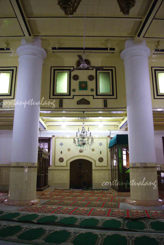 Sepenggal Perjalanan Meretas Waktu Masjid Agung Demak Dibagian Ungaran Kab