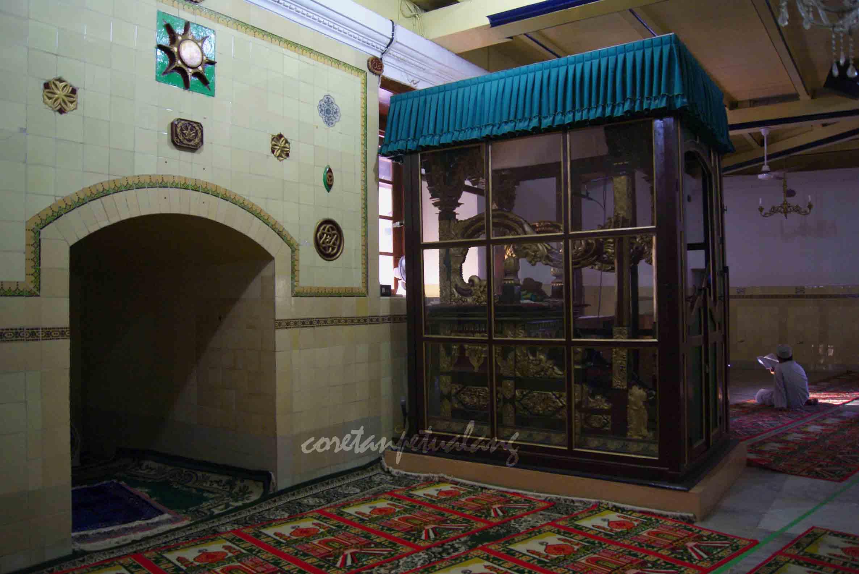 Sepenggal Perjalanan Meretas Waktu Masjid Agung Demak Tempat Imam Ungaran