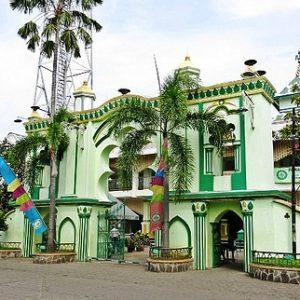 12 Foto Masjid Kauman Johar Semarang Letak Lokasi Alamat Sekilas