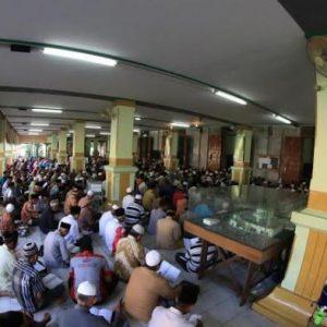 12 Foto Masjid Kauman Johar Semarang Letak Lokasi Alamat Suasana