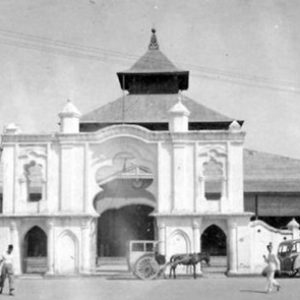 12 Foto Masjid Kauman Johar Semarang Letak Lokasi Alamat Wisata