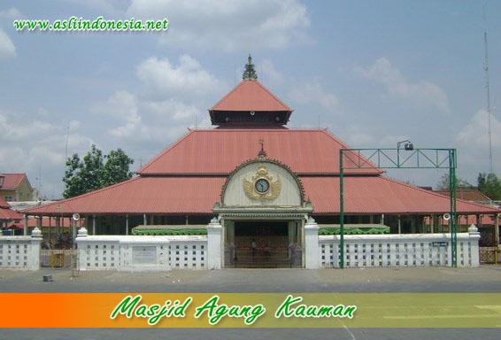 25 Info Lengkap Tempat Wisata Semarang Terkenal Masjid Agung Kauman