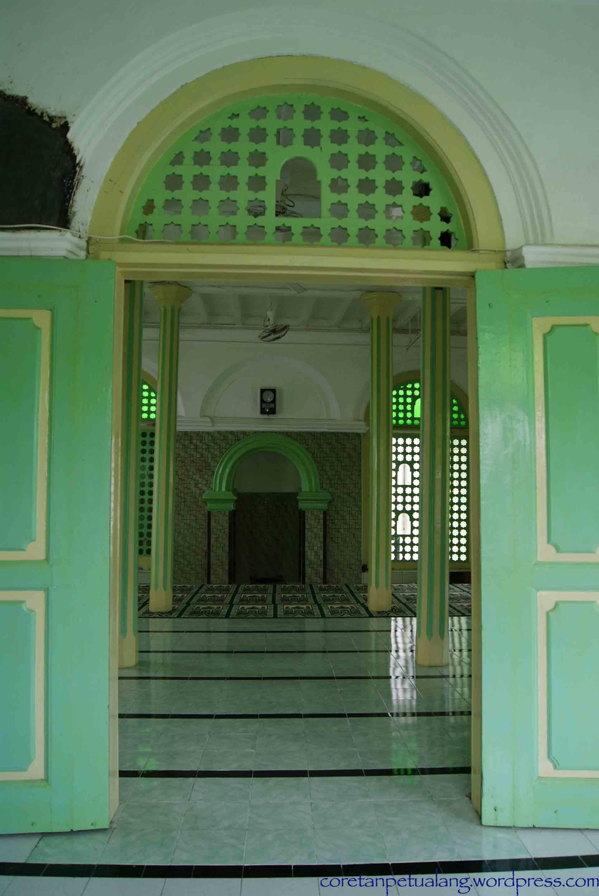 Elektrik Hiroichi 2015 Masjid Agung Kauman Semarang Kab