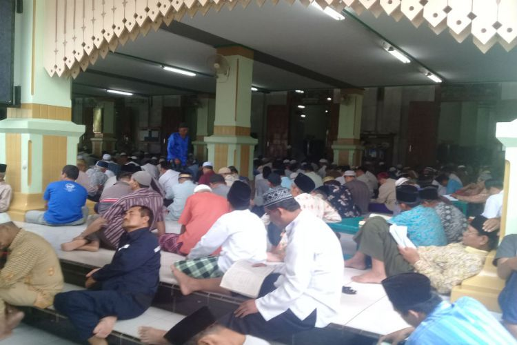 Jawa Tengah Merdeka Mari Mengintip Berkah Semaan Al Quran Jamaah