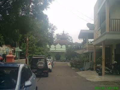 Masandhy Berbagi Info Masjid Besar Kauman Ungaran Kabupaten Semarang Kab