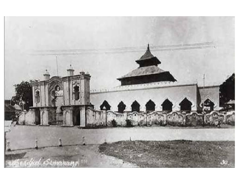 Masjid Agung Kauman Bukti Cikal Bakal Perkembangan Islam 11 Kampung