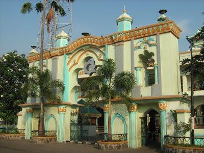 Masjid Besar Kauman Semarang Dahulu Kala Diberi Nama Agung Sesuai