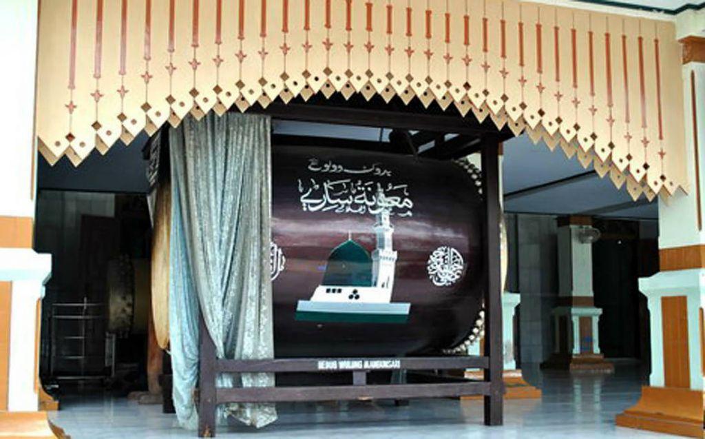 Masjid Besar Kauman Wisatajateng Kota Semarang Kab