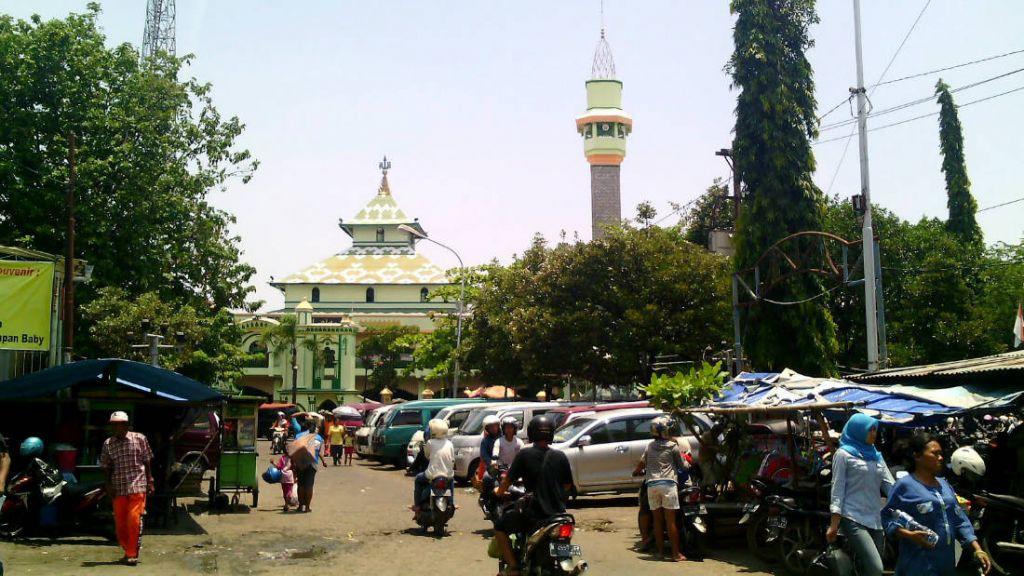 Masjid Besar Kauman Wisatajateng Semarang Kab