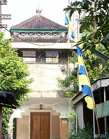 Masjid Sekayu Semarang Wikipedia Bahasa Indonesia Ensiklopedia Bebas Kauman Kab