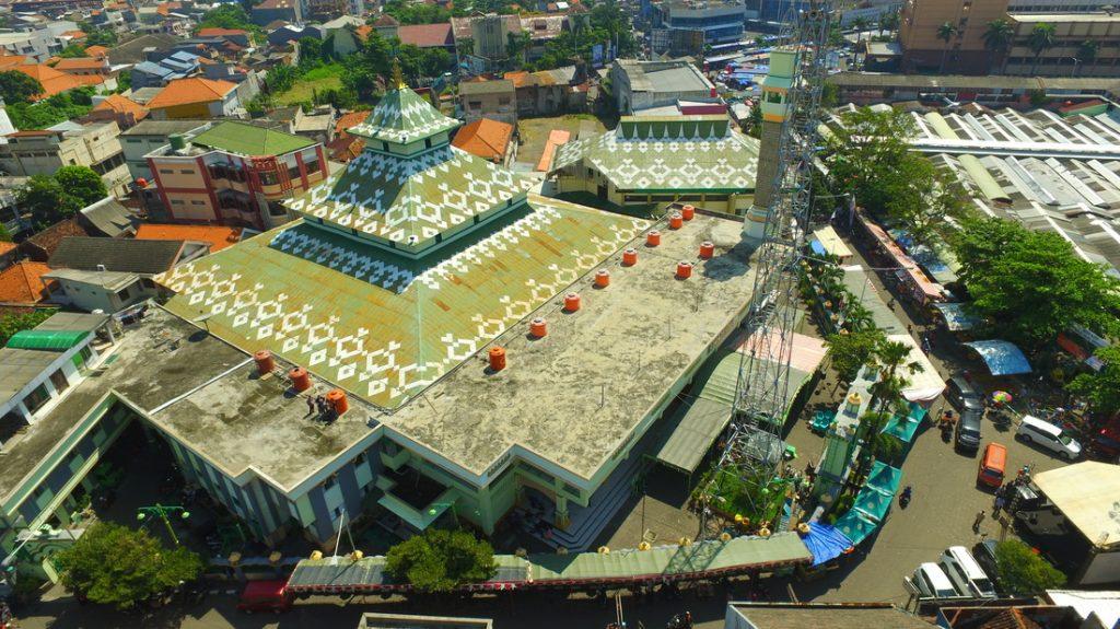 Masjid Semarang Jadi Bangunan Bersejarah Jawa Tengah Yup Sobat Wingko