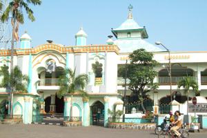 Maslahat Sejarah Pendahuluan Masjid Agung Semarang 13 Kauman Kab