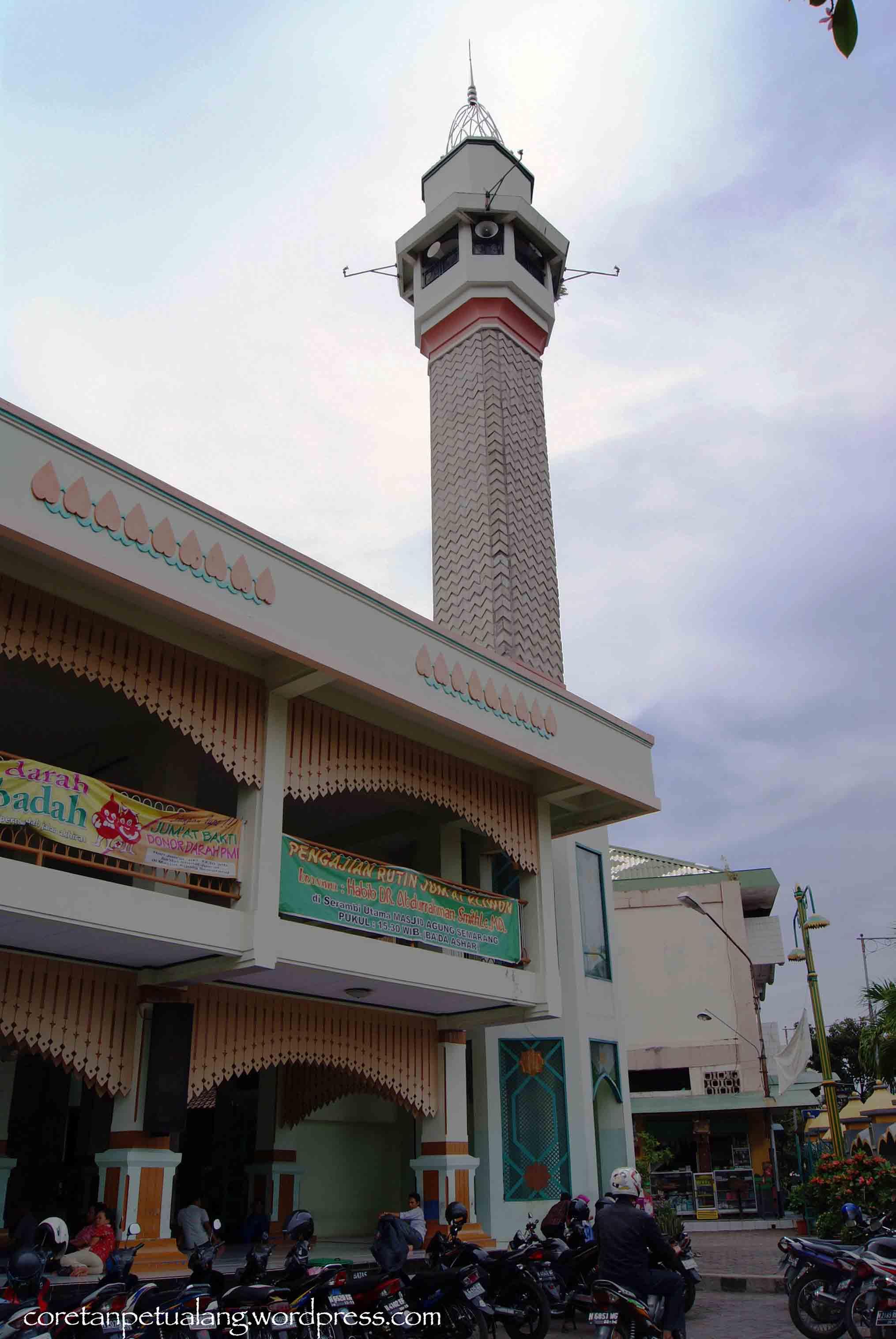 Semarang Sisi Lain Menelisik Masjid Kuno Bagian Kedua Mencapai Besar