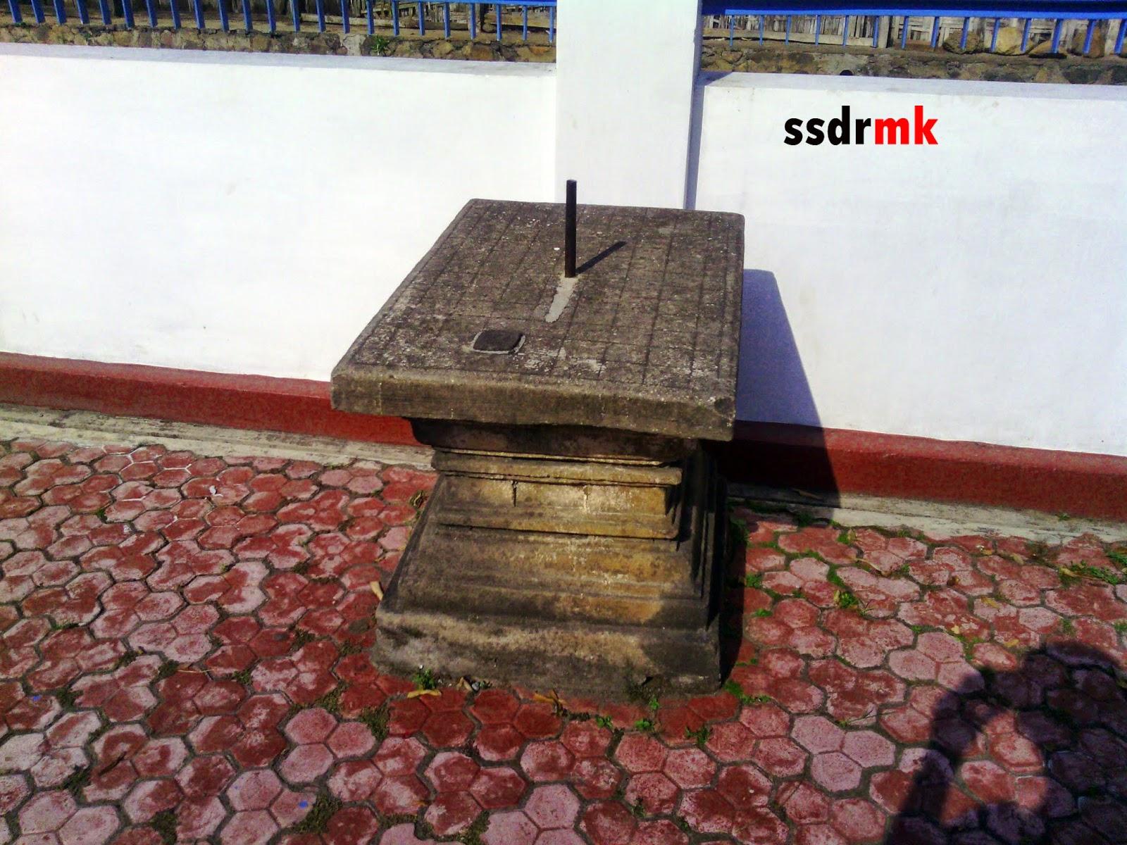 Situs Yoni Kauman Suruh Kabupaten Semarang Masjid Kab