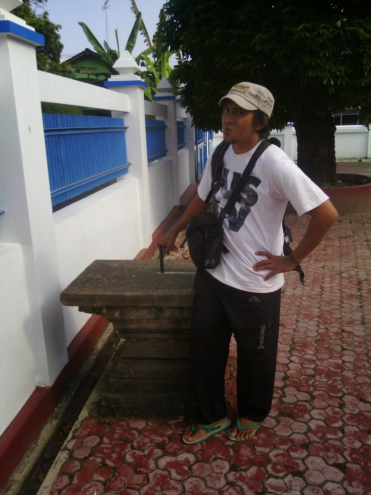 Situs Yoni Kauman Suruh Kabupaten Semarang Sasadara Manjer Kawuryan Masjid