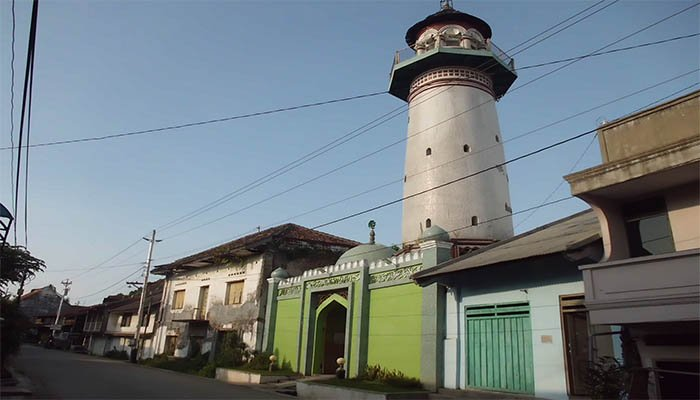 Wisata Masjid Semarang Pilihan Liburan Menarik Bulan Ramadhan Layur Salah