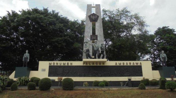 Berwisata Sekaligus Belajar Sejarah Museum Isdiman Monumen Palagan Ambarawa Kab
