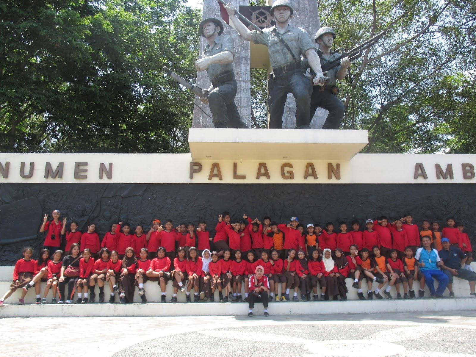 Blog Sasi Sugiharto Kunjungan Monumen Palagan Ambarawa Sd Lerep 06