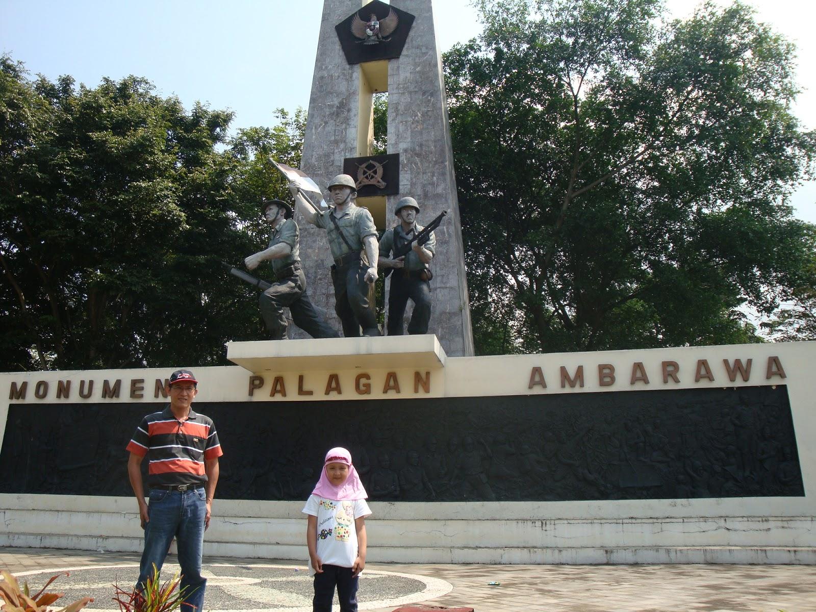 Firdaus Ubaidillah Monumen Palagan Ambarawa Semarang Jawa Tengah Salah Satu