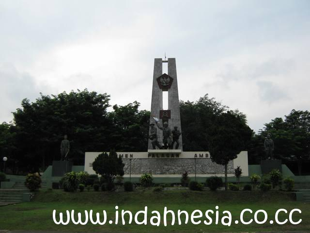 Indahnya Indonesia Mengenang Monumen Palagan Ambarawa Terletak Jalan Raya Besar