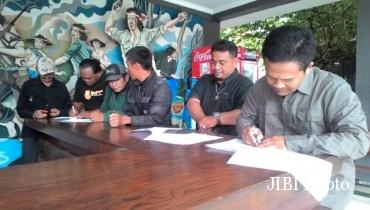 Korupsi Semarang Kasus Dinilai Lsm Stagnan Perwakilan Anggota Antikorupsi Se