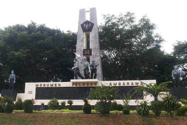Mengintip Sejarah Monumen Palagan Ambarawa Jateng Live Kab Semarang