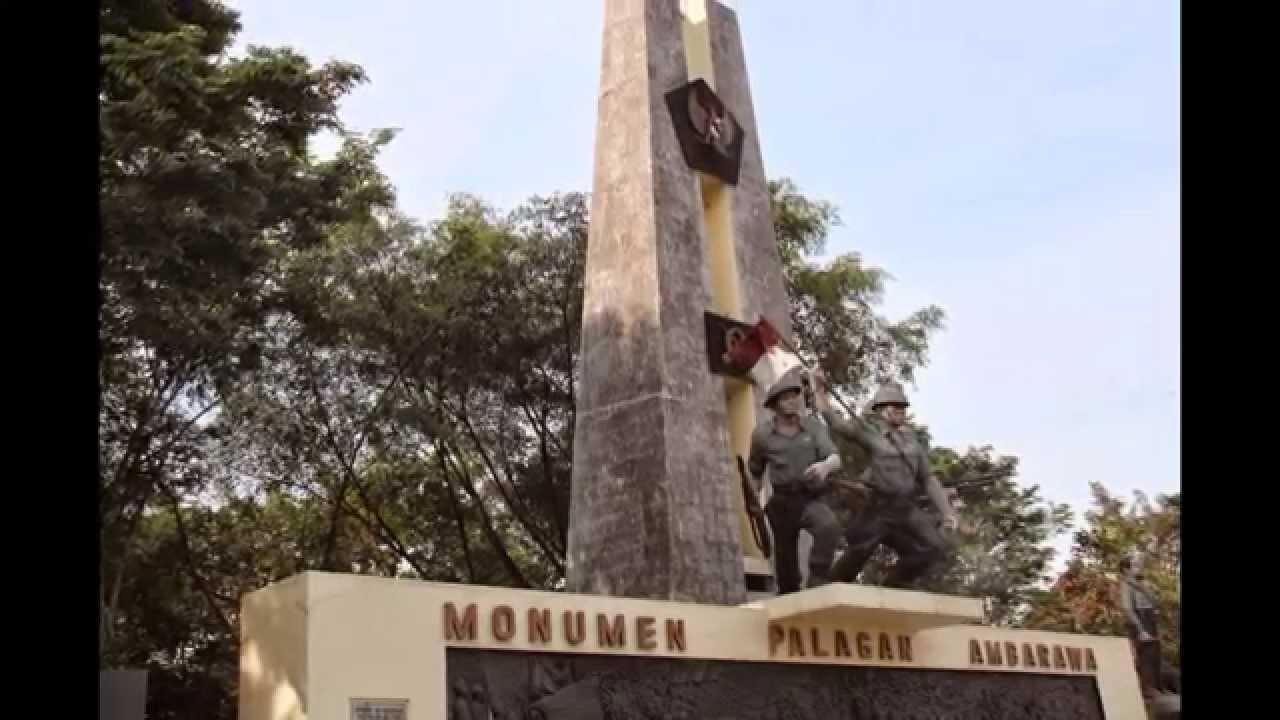 Monumen Palagan Ambarawa Jawa Tengah Tempat Wisata Indonesia Youtube Kab