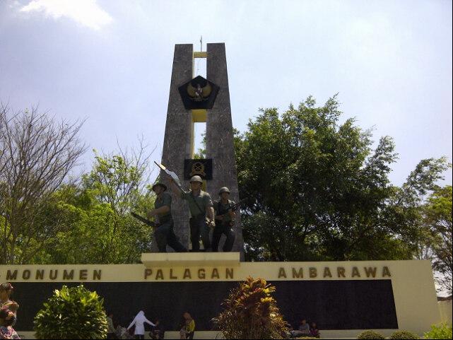 Monumen Palagan Ambarawa Jpg Kab Semarang